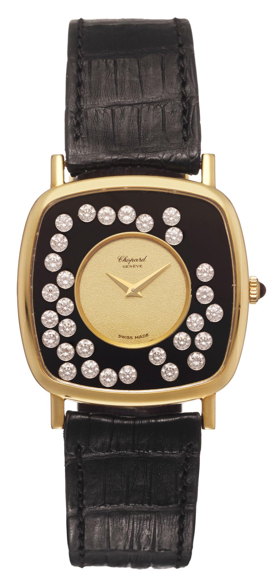chopard histoire des montres de la marque chopard. Black Bedroom Furniture Sets. Home Design Ideas