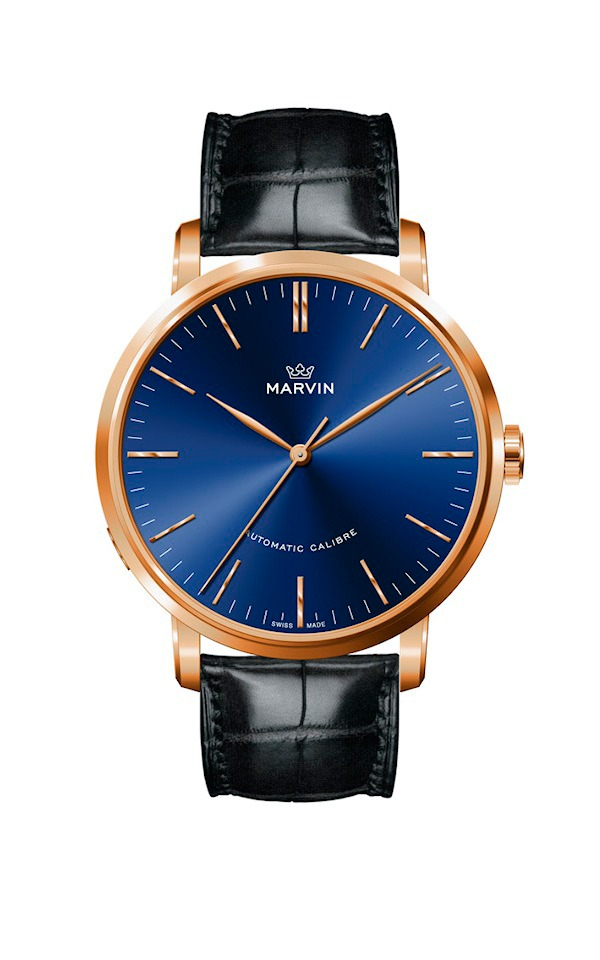 Marvin watches nouveaut s 2013 marvin origin gents et malton ronde - Le coup de soleil marvin ...